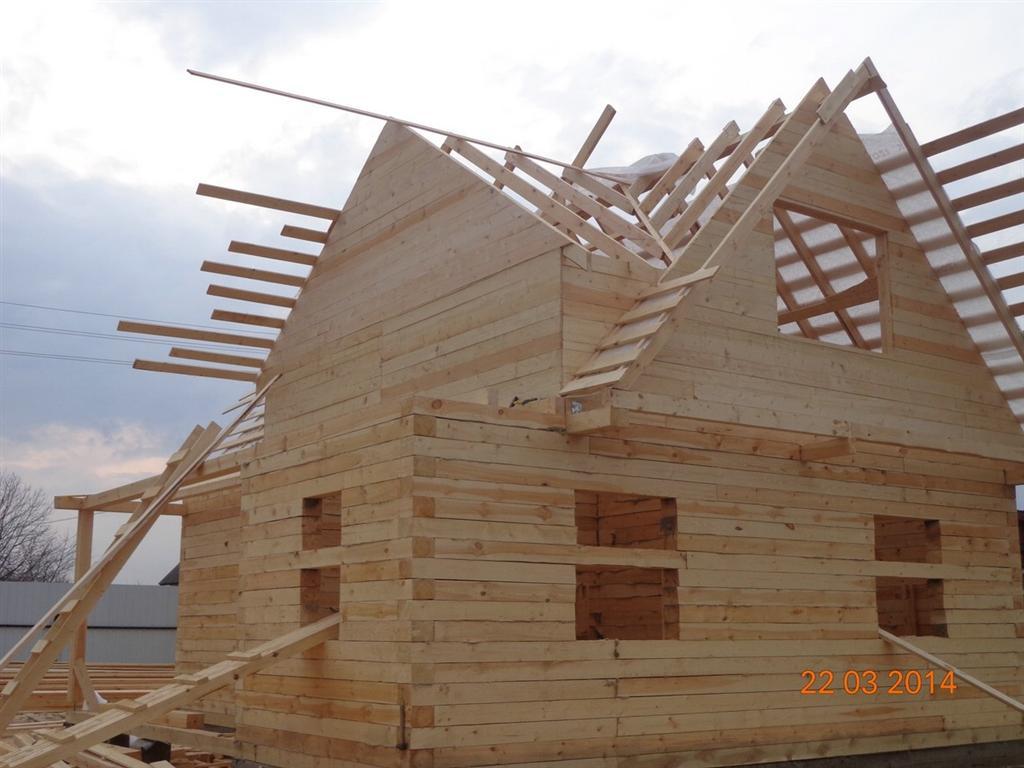 Дом по проекту ДБ-10